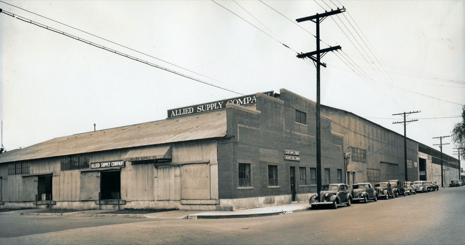 Allied Supply Company 1947