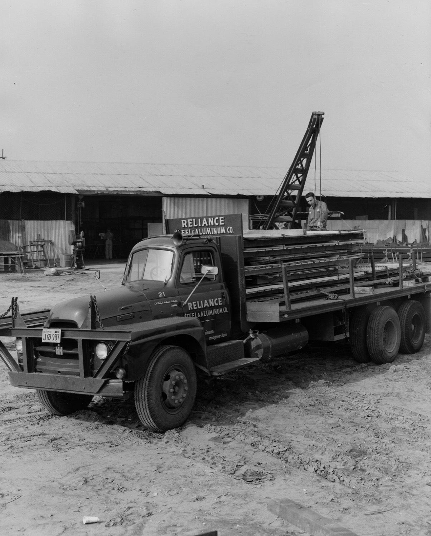 Reliance Steel Truck